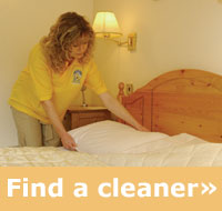 Find a cleaner